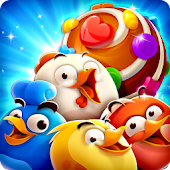 Download Birds Mania Match 3 Free