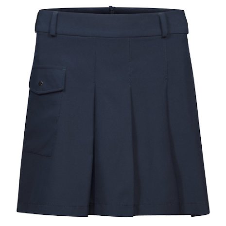 Cross Sportswear Pleated Golfkjol