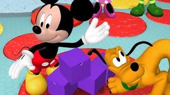 Mickey's Show and Tell