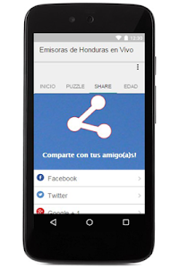 Emisoras de Honduras en Vivo screenshot 4
