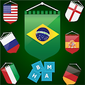 SPELLING WORLD: COUNTRY QUIZ WORD PUZZLE icon