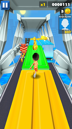 Subway Kid Runner 1.0 screenshots 5