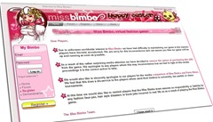 Miss Bimbo Website