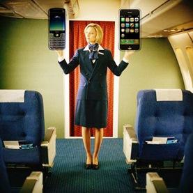 Aeroplane Phone Calls