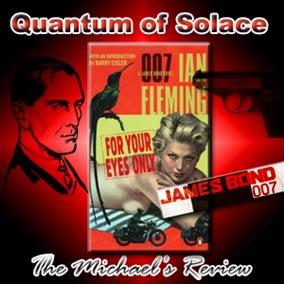 Quantum of Solace (red)