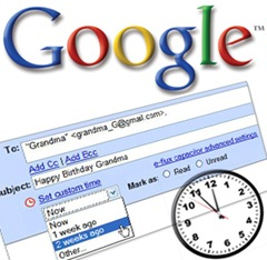 Google Custom Time