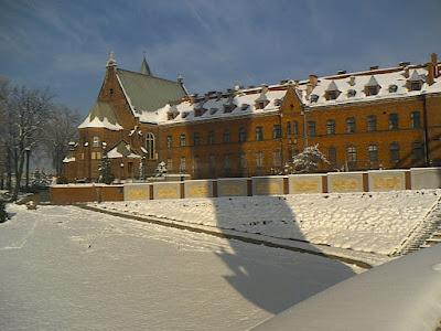 Klasztor Zgromadzenia Sióstr Matki Bożej Miłosierdzia