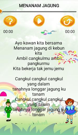 Kumpulan Lagu Anak 1.0 screenshots 4
