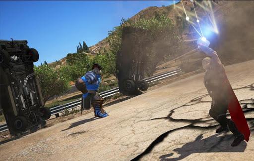 Grand Avenger City Superhero 1.0 screenshots 2