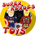 Toys Superheroes for Kids icon