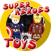 Toys Superheroes for Kids