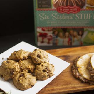 Peanut Butter Apple Sauce Cookies