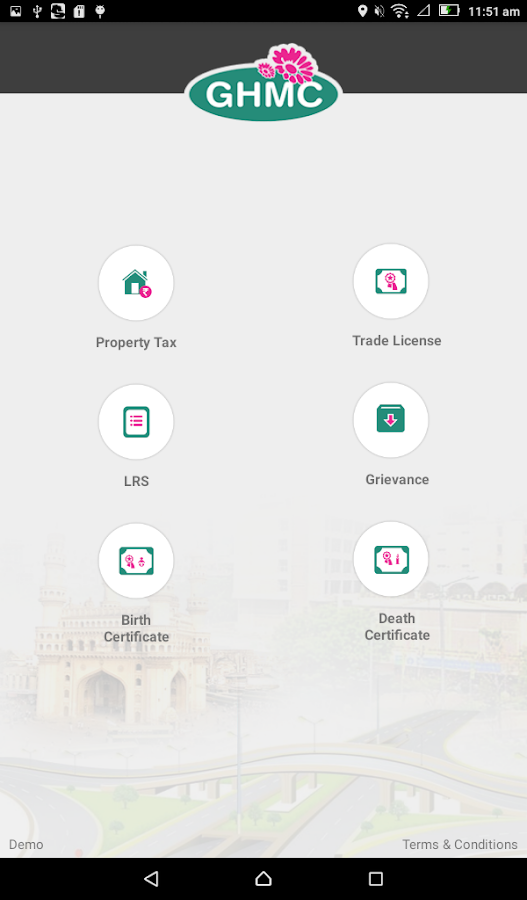 My ghmc android apps on google play my ghmc screenshot yadclub Images