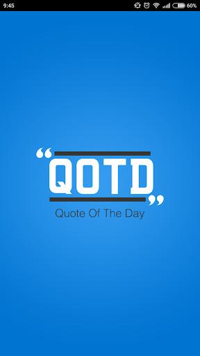 Qotd App