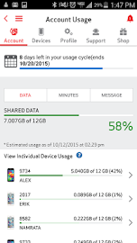 My Verizon Mobile Screenshot 5