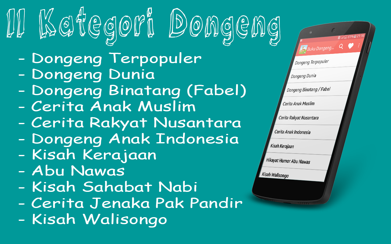 Buku Dongeng Anak- screenshot