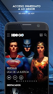 HBO GO ® Screenshot