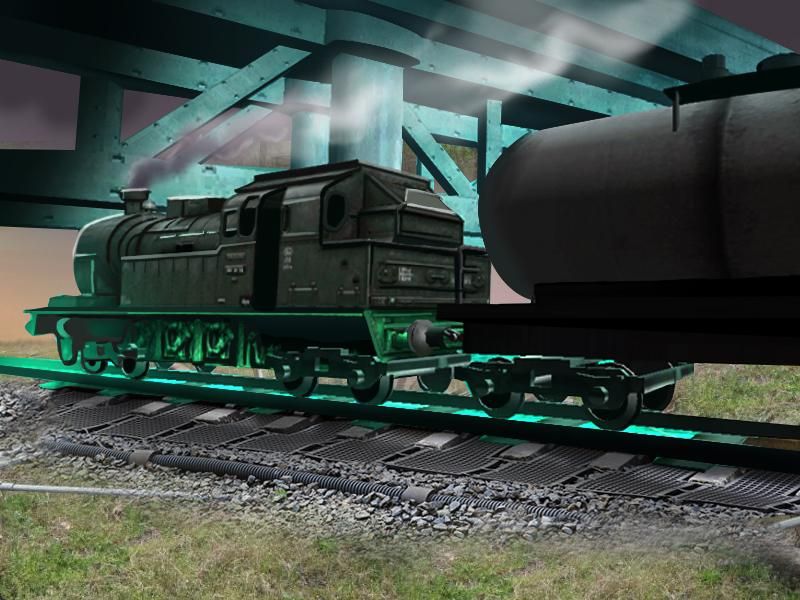 Train Driver Sim 2015- screenshot