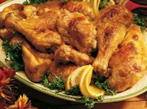 Honey-glazed Chicken Recipe