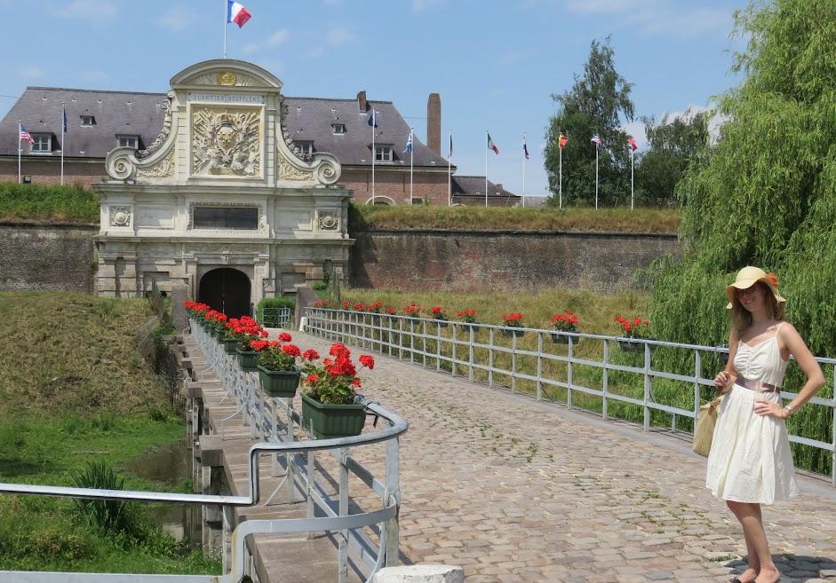 culturele stad lille - citadelle