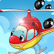 Fun helicopter game