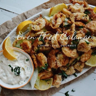 Oven Fried Calamari