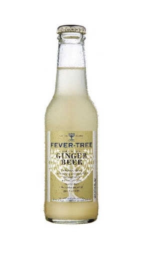 Ginger Beer Fever tree Julhès