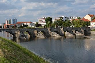 Photo: Najstarszy kamienny most w Czechach, a drugi najstarszy most w Europie na północ od Alp, wybudowany w XIII wieku.
