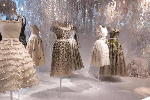 Exposition patrimoniale Christian Dior au Musée des Arts Décoratifs