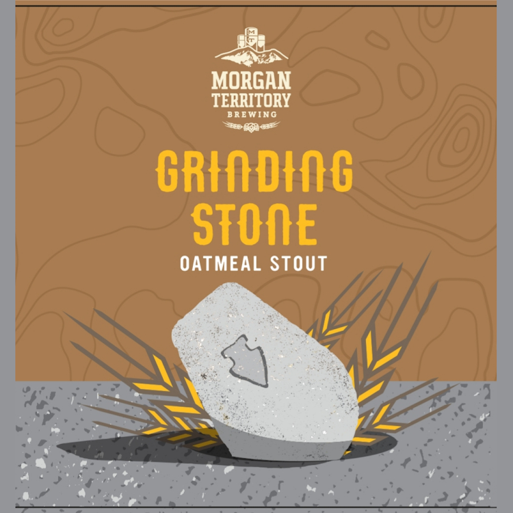 Logo of Morgan Territory Grinding Stone