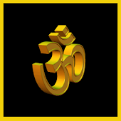 OM live wallpaper in 3D
