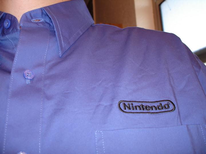 Nintendo Shirt
