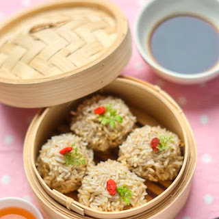 Chinese Pearl Meatballs Recipe