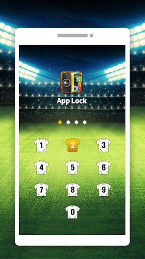 Football Theme for AppLock