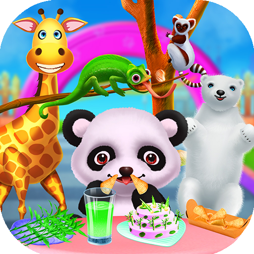 Zoo Animal Keeper Icon