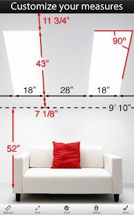 Photo Measures Screenshot