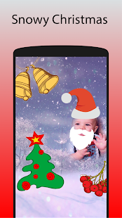 Christmas Photo Effects, Editor, Stickers 2018 - náhled