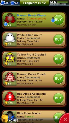 Pocket Frogs screenshot 5