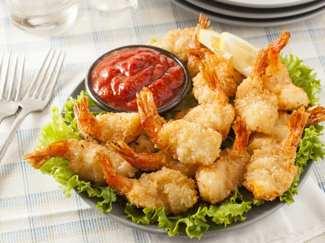 Bubba Gump'S Coconut Fried Shrimp Recipe