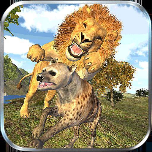 獅子進化 模擬 App LOGO-APP開箱王