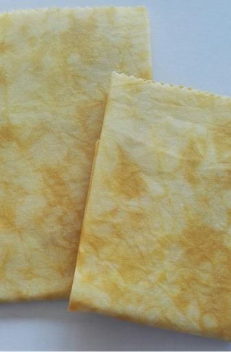 Beeswax wrap jaune