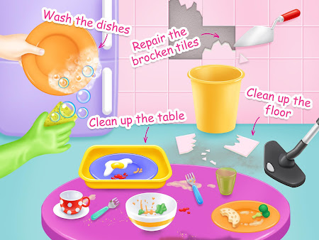 Doll House Cleanup 1.0.11 screenshot 641406