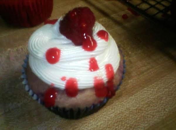 Raspberry Lemonade Cupcakes Recipe