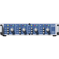 RME 4-channel, Class-A Mic/Line Preamp.