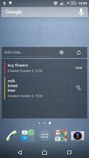Notepad Reminder- screenshot thumbnail