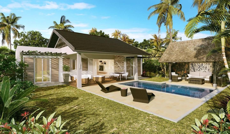 Villa avec jardin Grand Baie