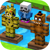 ✩Crossy Creeper: Marvel Island vs (Multiplayer)✩