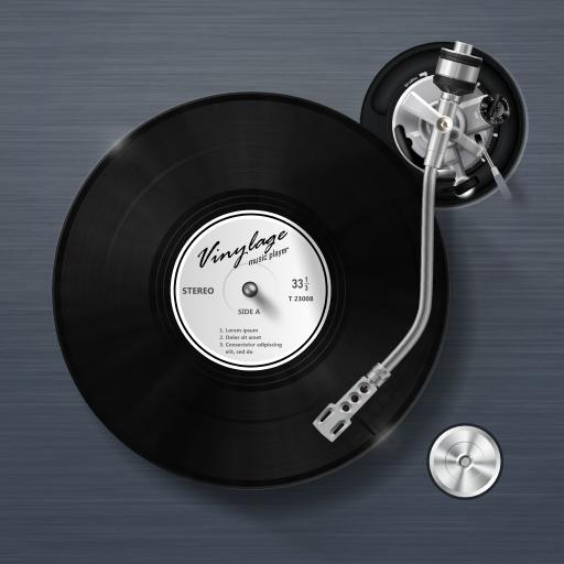 Vinylage Music Player APK Cracked Download
