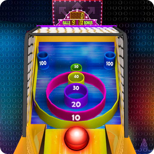 Skee Tricky Ball - US Famouse Arcade Game