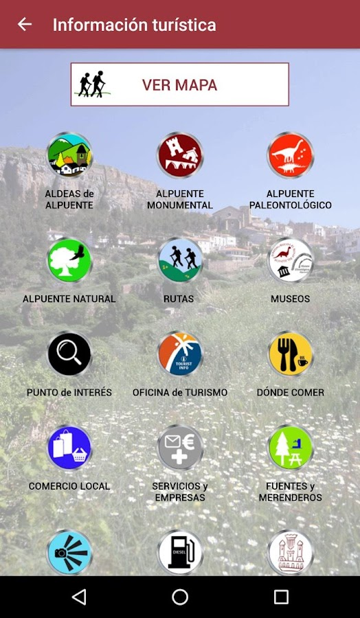 Alpuente- screenshot